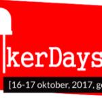 MakerDays i Göteborg, 15-16 oktober 2017